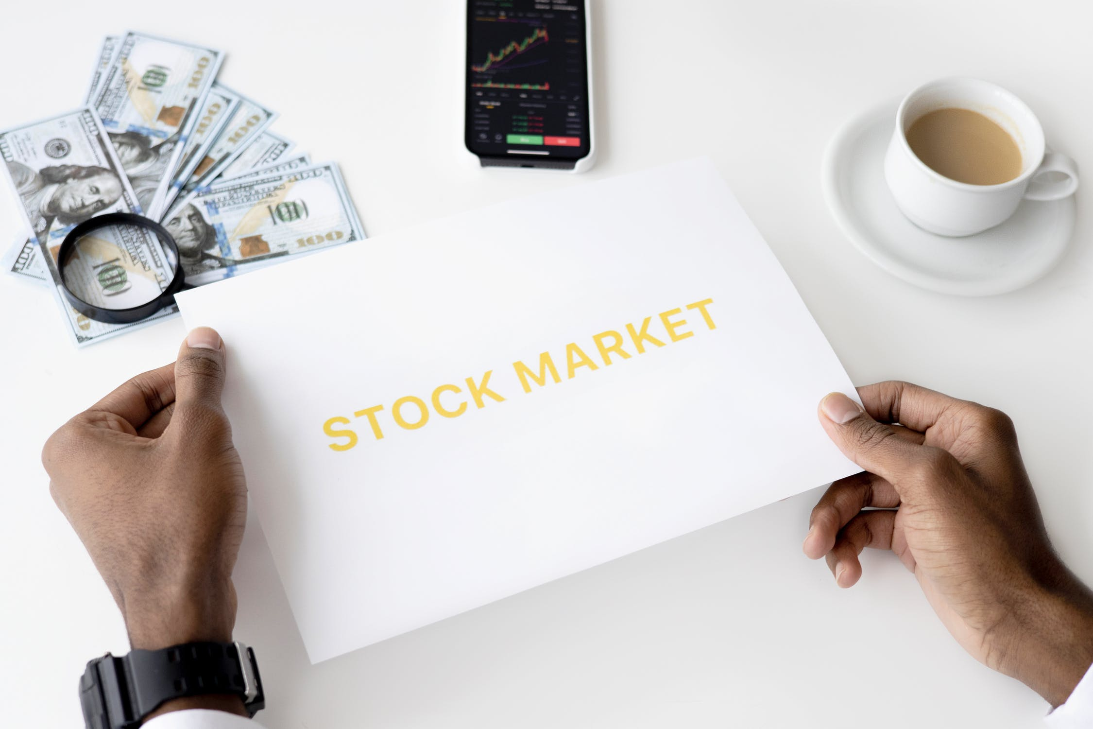 Stock Markets Trading